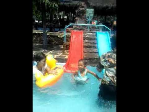 Kolam Tirta Indah 2014 Youtube Waterpark Mas Kab Cilacap