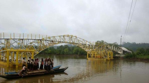 Tempat Wisata Cilacap Wajib Dikunjungi Fjj Kampung Laut Sebagai Waterpark