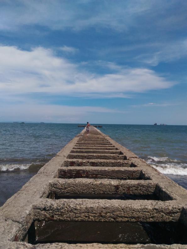 Tempat Wisata Cilacap Wajib Dikunjungi Fjj Pantai Teluk Penyu Sebagai