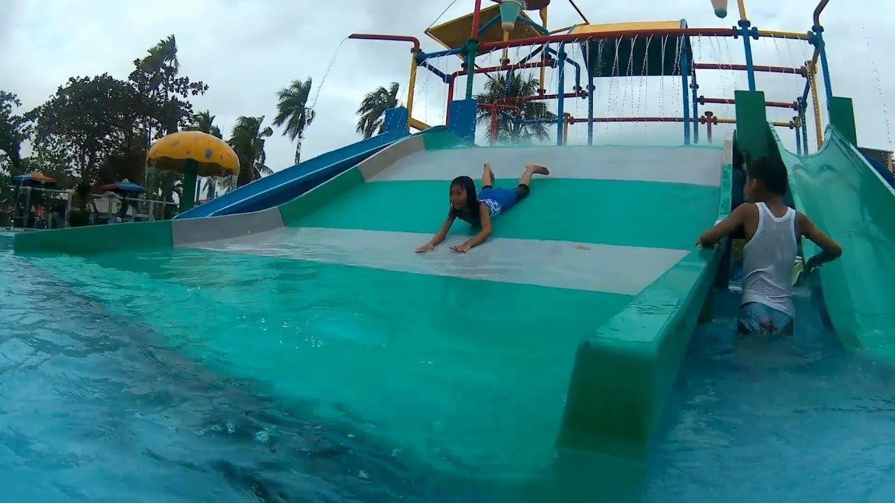 Water Park Tirtamas Indah Kolam Renang Anak Waterboom Youtube Waterpark