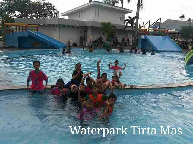 Waterpark Tirta Mas Jelajah Kab Cilacap