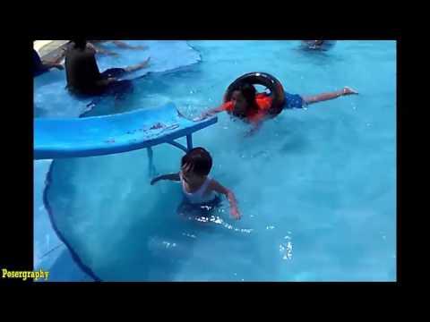 Wisata Air Kolam Renang Tirta Family Majenang Cilacap Jawa Tengah
