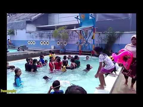 Wisata Air Kolam Renang Tirta Mas Cimanggu Cilacap Jawa Tengah
