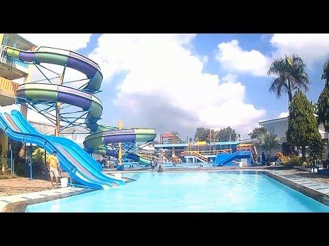Wisata Air Kota Cilacap Youtube Waterpark Tirta Mas Kab