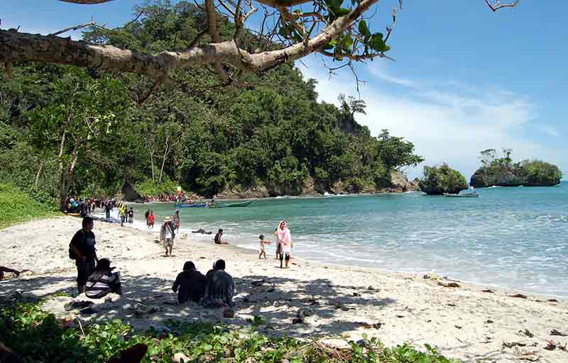 Tempat Wisata Cilacap Terbaru 2018 Indah Menarik Pulau Nuasakambangan Hutan
