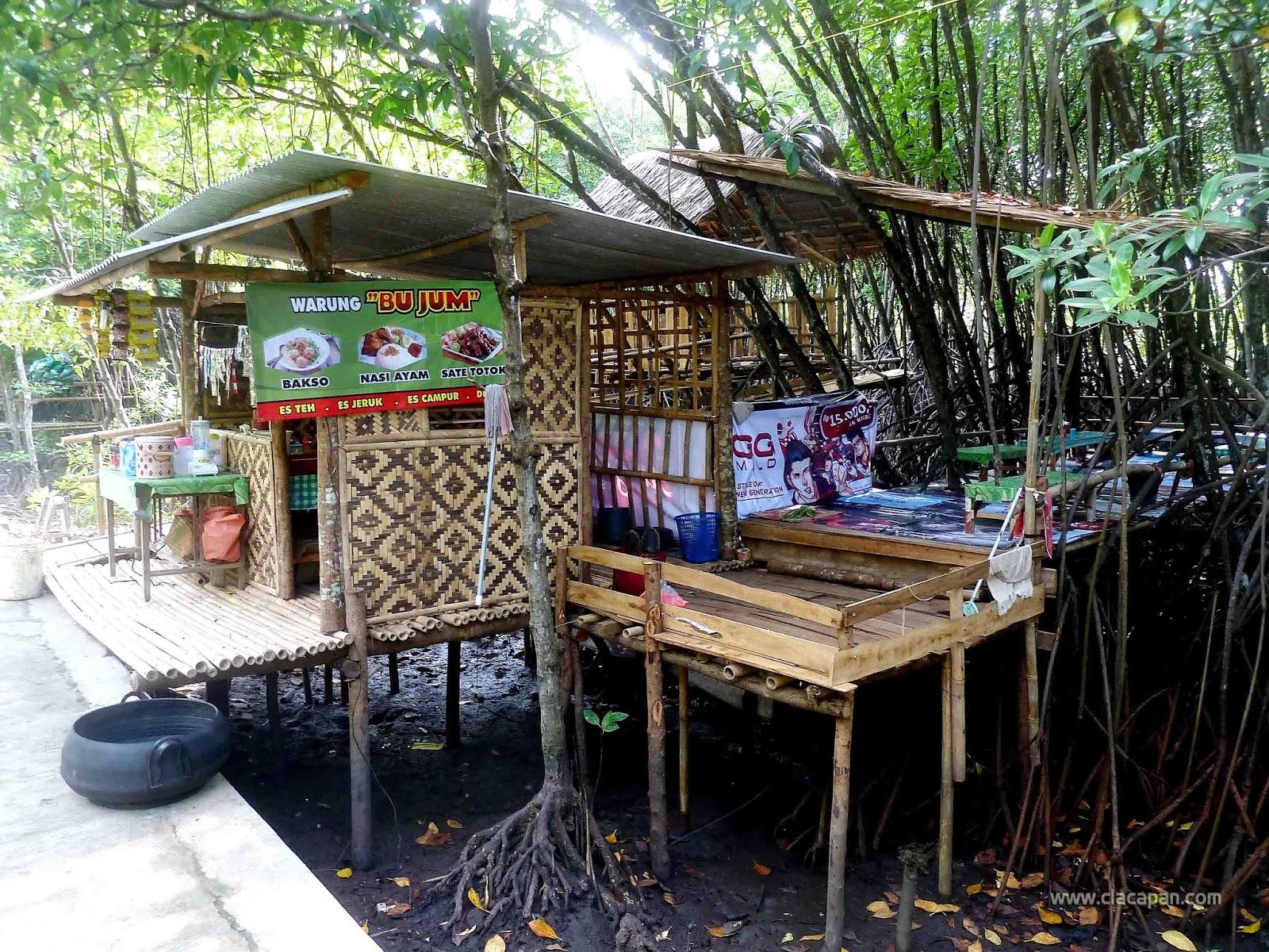 Wisata Hutan Payau Keindahannya Hampir Terlupakan Yuk Warung Lesehan Area