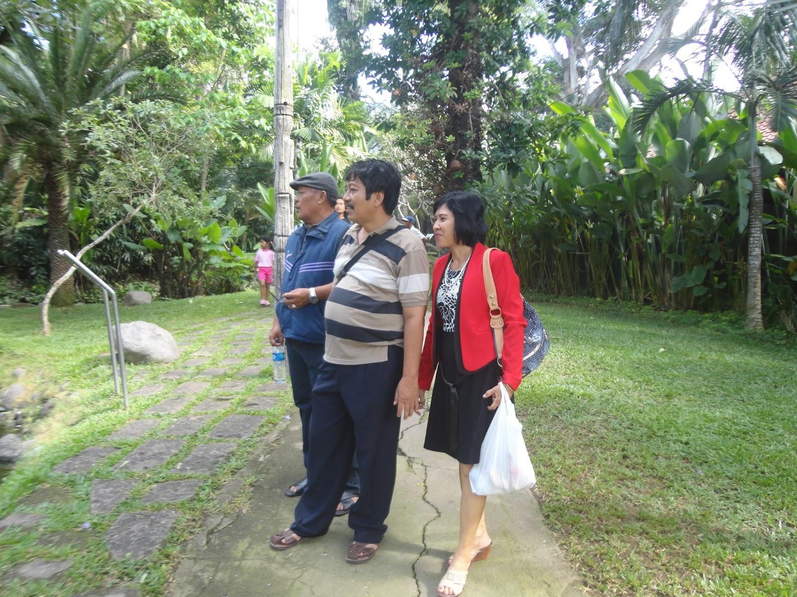 Smp Lab Undiksha Karya Wisata Bali Bird Park Secret Garden