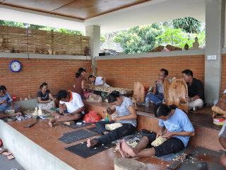 Ubud Village Bali Bird Park 1 Day Travel Itinerary Celuk