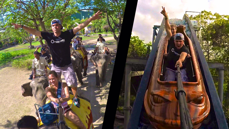 Bali Safari Marine Park 4k Youtube Kab Gianyar