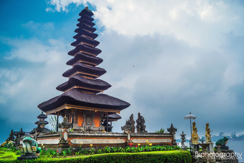 Pura Ulun Danu Bratan Bali Island Indonesia Visit Blog Pictures
