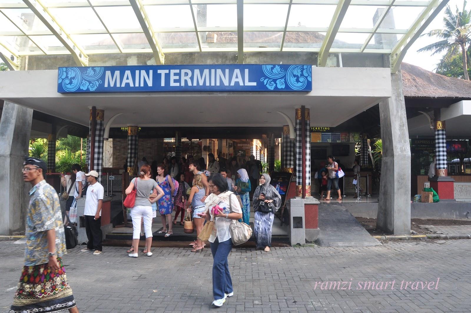 Ramzi Smart Travel August 2012 Bali Safari Marine Park Real