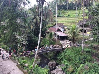 10 Foto Pura Gunung Kawi Sebatu Sejarah Candi Bali Tampaksiring