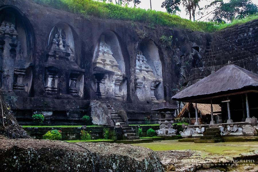 Bali Gianyar Gunung Kawi Bjorn Grotting Photography 11th Century Temple