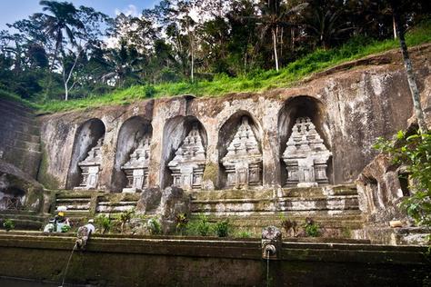 Bali Jangan Lupa Kunjungi Candi Tebing Gunung Kawi Kab Gianyar