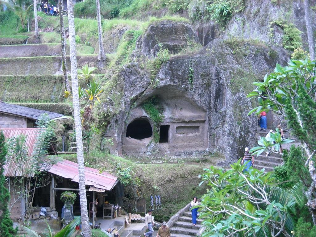 Candi Gunung Kawi Gianyar Ayo Jalan Dscn0232 Kab