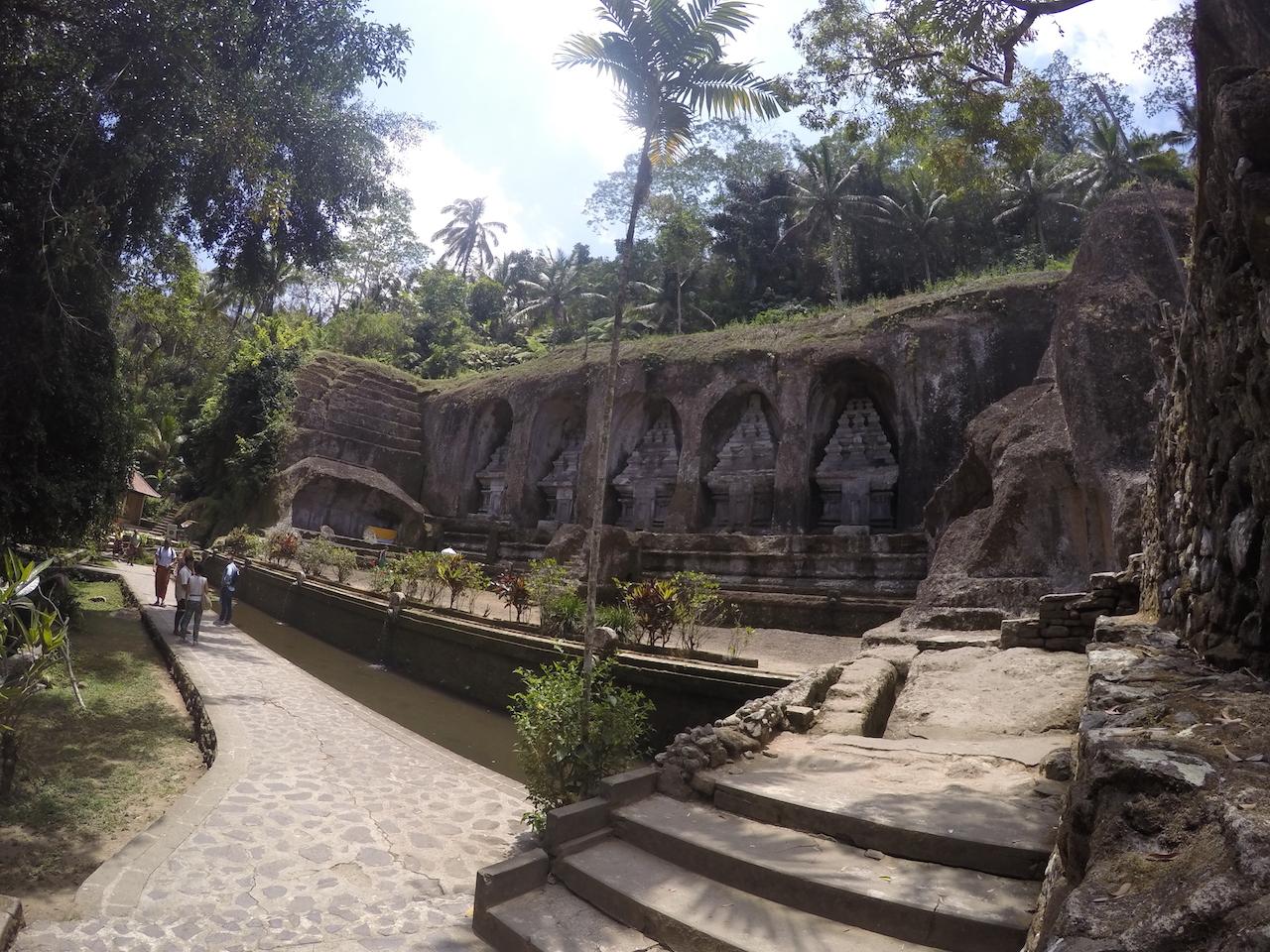 Candi Gunung Kawi Gianyar Bali Arif Setiawan Kab