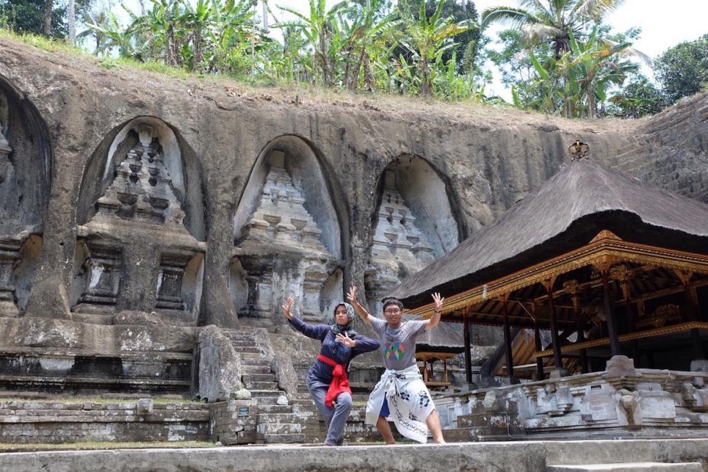 Candi Gunung Kawi Gianyar Bali Arif Setiawan Lokasi Sendiri Sekitar