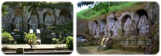 Candi Gunung Kawi Gianyar Bali Unik Satu Memang Salah Peninggalan