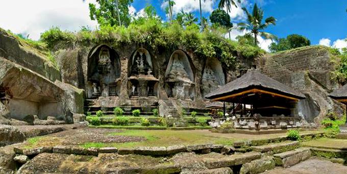 Candi Gunung Kawi Tampaksiring Gianyar Megah Penuh Nilai Sejarah Kab