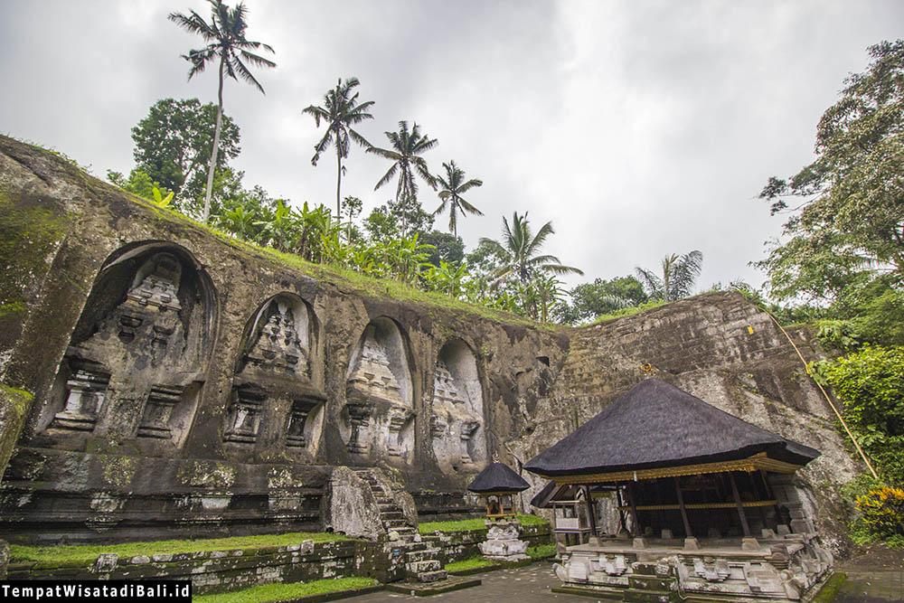 Candi Gunung Kawi Tampaksiring Gianyar Tempatwisatadibali Id Kuno Kab