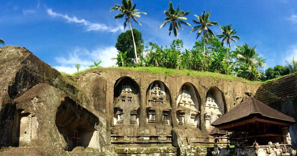 Candi Gunung Kawi Tampaksiring Megah Penuh Nilai Sejarah Kab Gianyar
