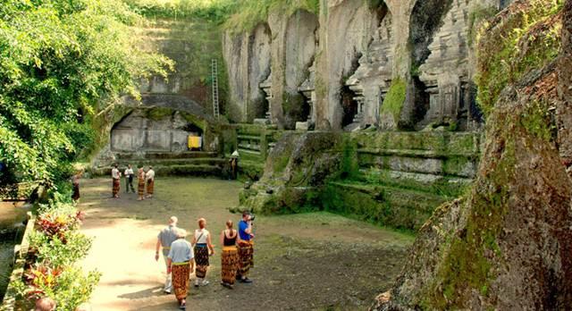 Gunung Kawi Bali Web Candi Kab Gianyar
