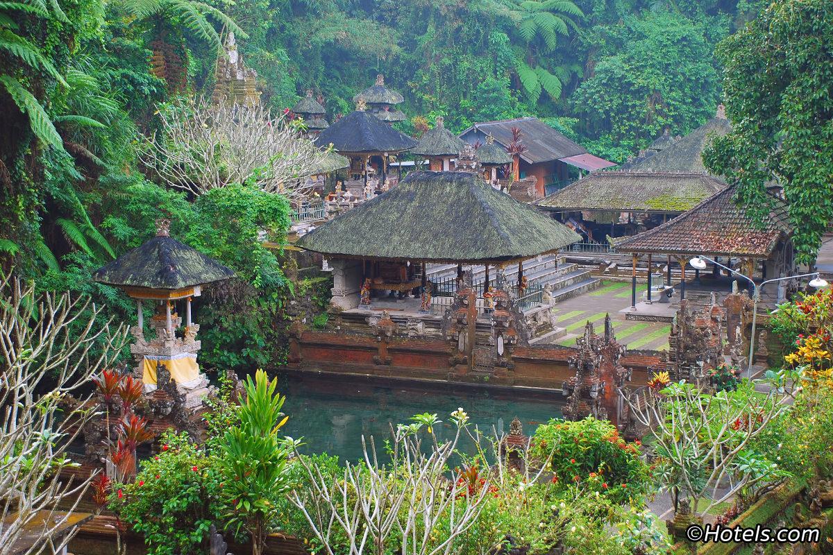 Gunung Kawi Sebatu Temple Bali Magazine Candi Kab Gianyar