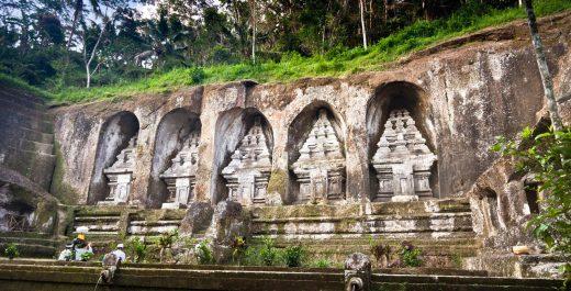 Pura Candi Gunung Kawi Hindu Indonesia Kab Gianyar