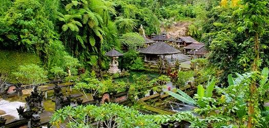 Pura Gunung Kawi Candi Kab Gianyar