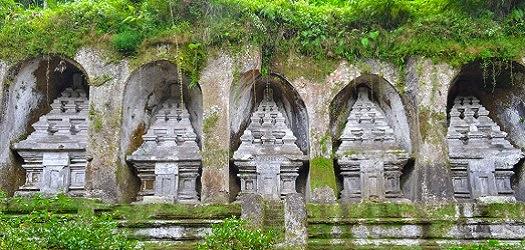 Pura Gunung Kawi Tempat Wisata Candi Kab Gianyar