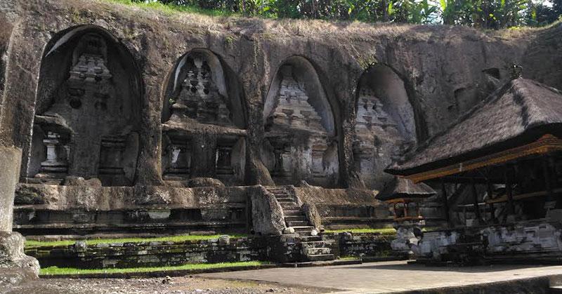 Terpesona Kemegahan Candi Gunung Kawi Bali Okezone Lifestyle Kab Gianyar