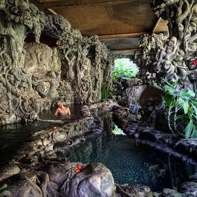 10 Affordable Luxury Day Spas Bali Views Composed Semi Open