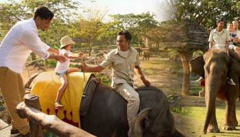 Bali Safari Marine Park Location Ticket Elephant Ride Kab Gianyar