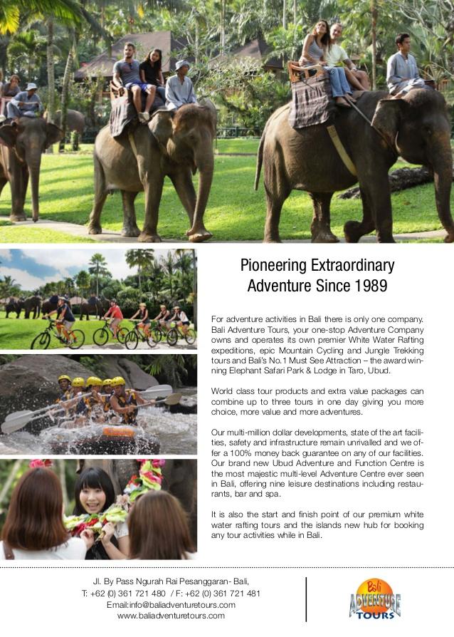 Travelling Bali Vol Vii Elephant Safari Park Kab Gianyar