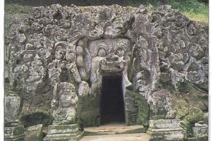 B3nz Travel Wisata Bali Goa Gajah Terletak Desa Bedulu Kecamatan
