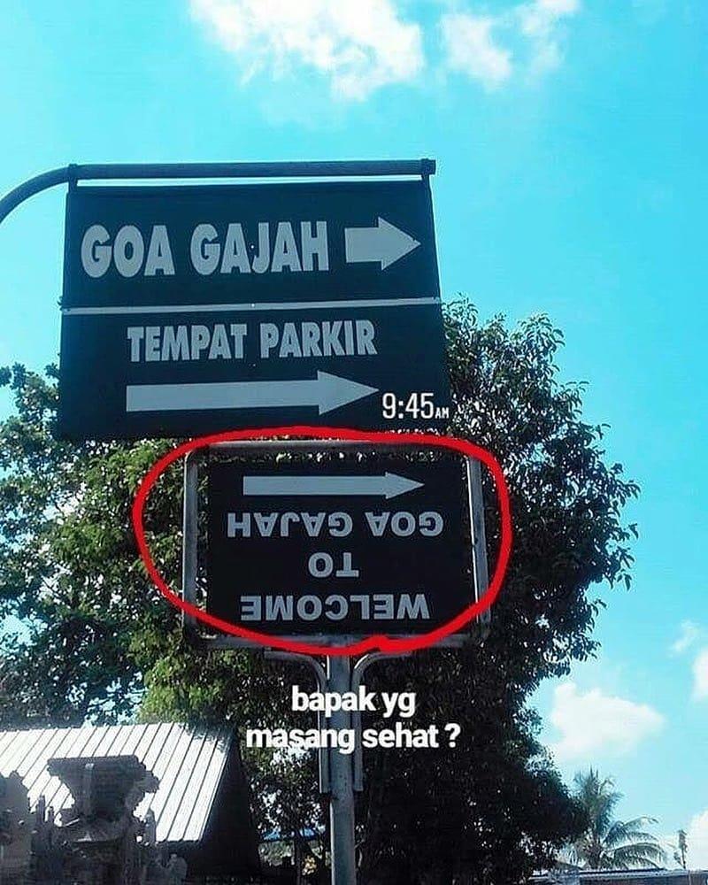 Beritagianyar Hash Tags Deskgram Kalo Yg Lewat Goa Gajah Kab