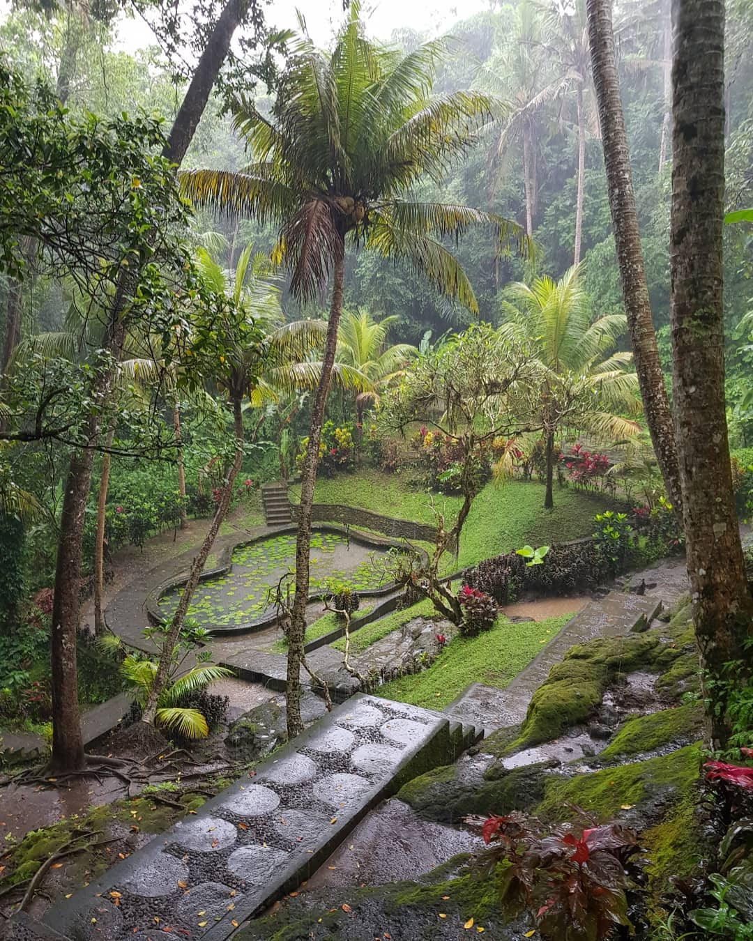 Goa Gajah Bali Indahnya Peninggalan Wisata Sejarah History Entrance Fee