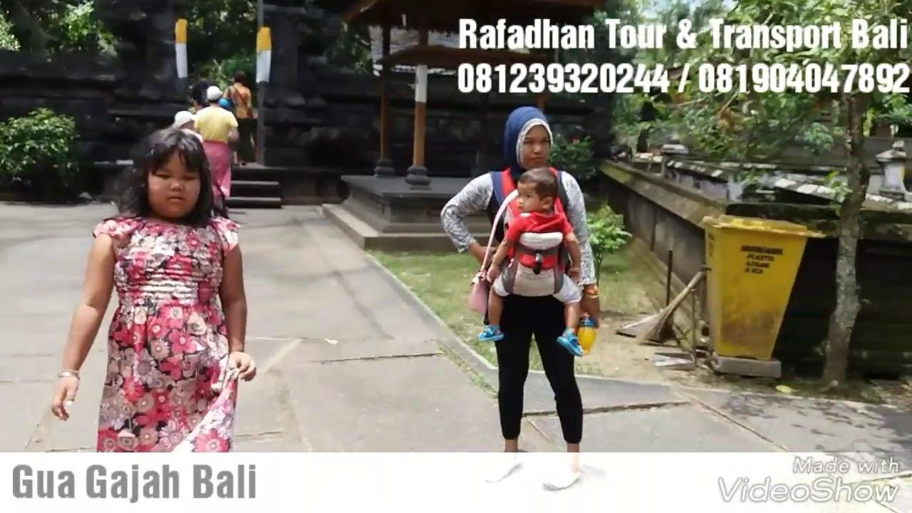Gua Gajah Kab Gianyar Bali Youtube Goa