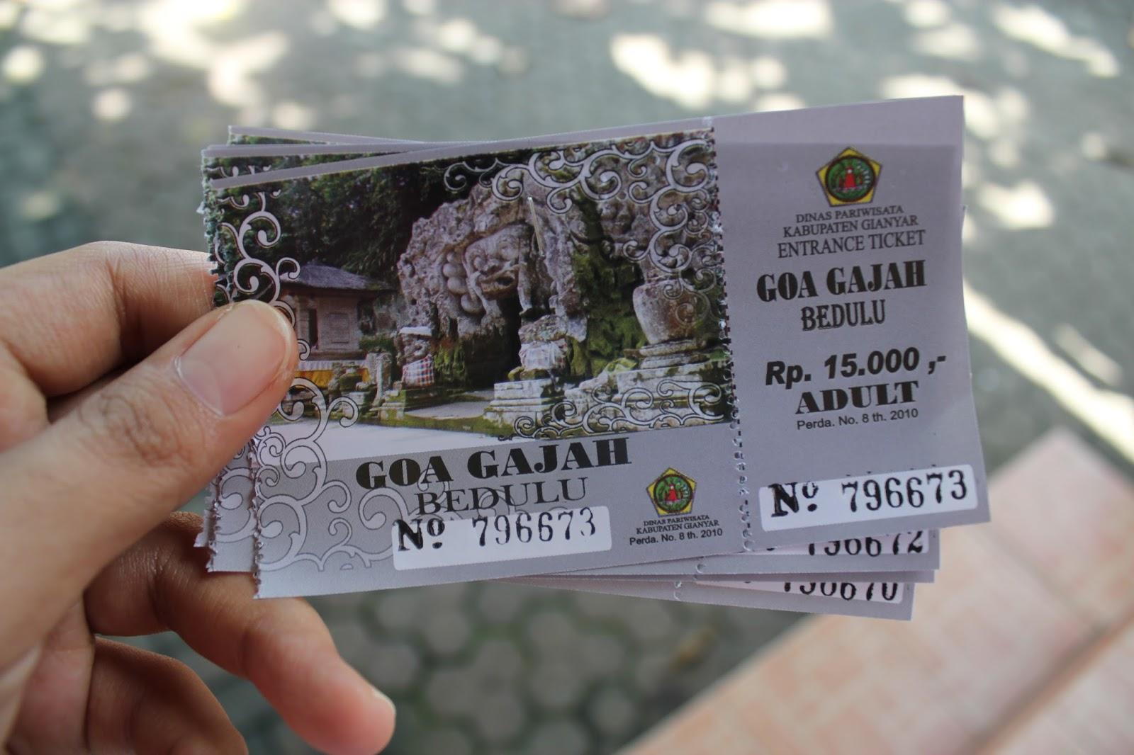 Life Goa Gajah Bali Dulu Pikir Tempat Wisata Gajahya Ternyata