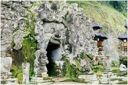 Pura Goa Gajah Blog Nak Belog Kab Gianyar