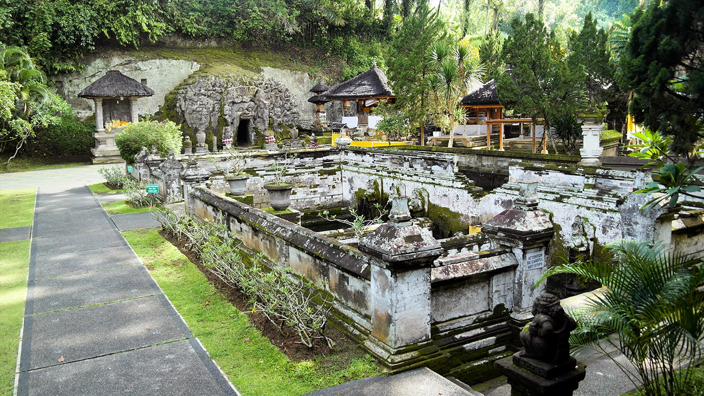 Tiket Masuk Goa Gajah Bali Elephant Cave Entrance Fee Sejarah