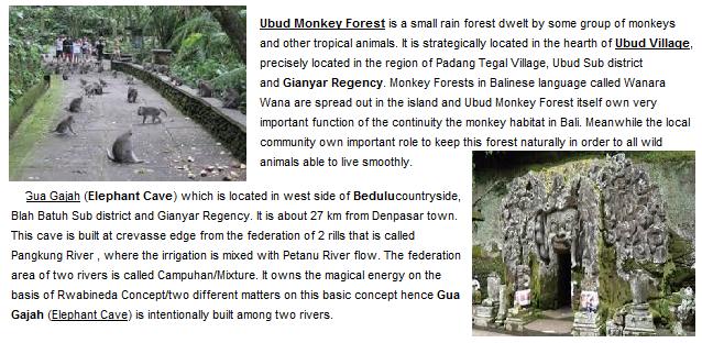 Ubud Village Day Tours Bali Local Tour Guide Goa Gajah