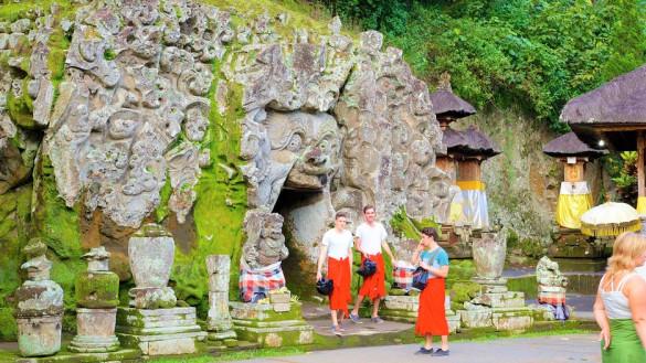 Ubud Village Day Tours Bali Local Tour Guide Visit Elephant