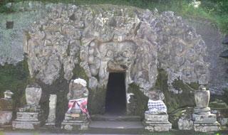Wisata Bali November 2010 Pura Goa Gajah Kab Gianyar