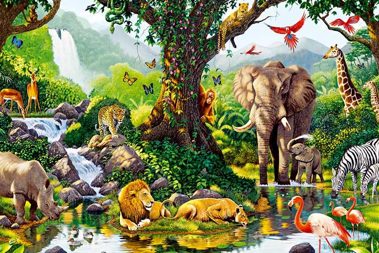 5 Pilihan Wisata Kebun Binatang Bali Blog Vokamo Kab Gianyar