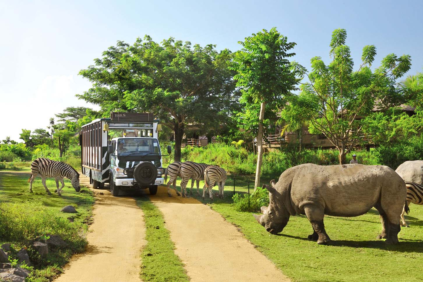 Bali Safari Marine Park Kintamani Volcano Tour Enjoyable Gianyar Travel