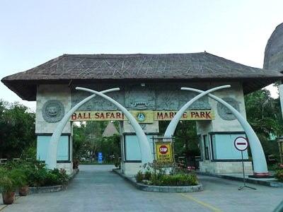 Taman Bali Safari Marine Park Kebun Binatang Kab Gianyar