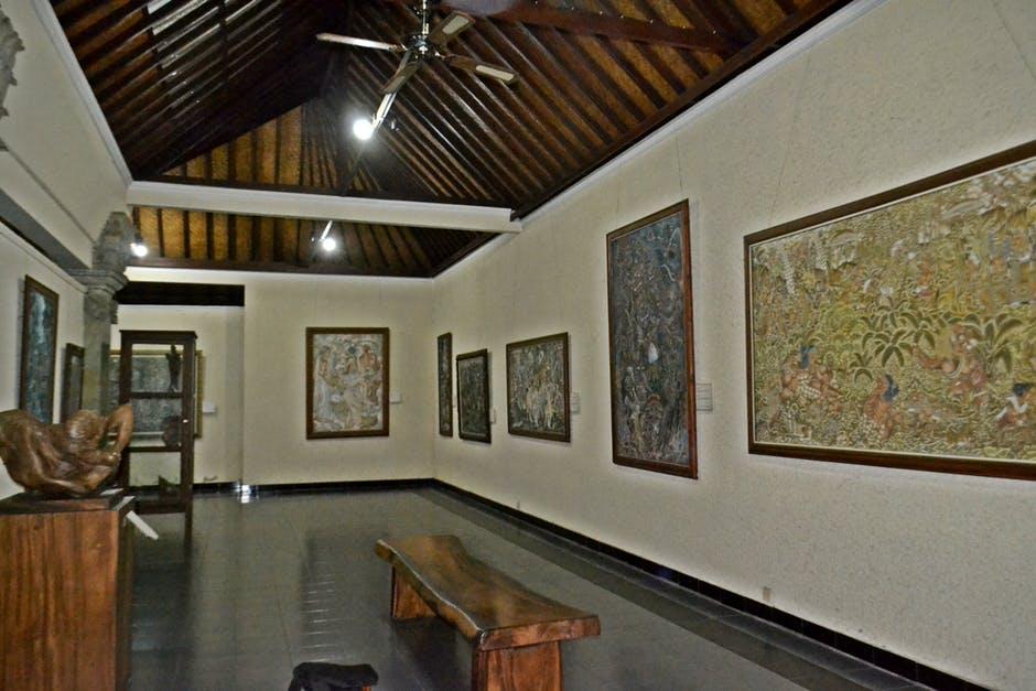 Bali Winny Marlina Museum Puri Lukisan Ubud Kab Gianyar