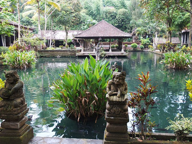 Kura Guide Bali Tourist Attractions Sebatu Temple Museum Puri Lukisan