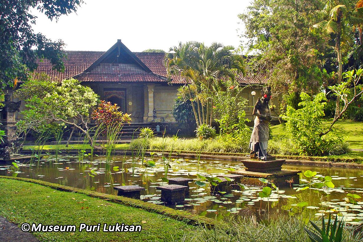 Museum Puri Lukisan Bali Magazine Kab Gianyar